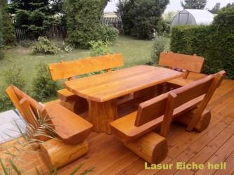 garnituren aus massivholz. Black Bedroom Furniture Sets. Home Design Ideas